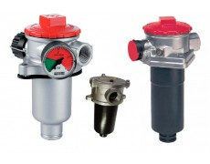 Filtry hydrauliczne powrotne, filtry przemysłowe powrotne, filtry hydrauliczne zbiornika, filtry hydrauliczne EurPol