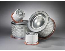 separatory oleju sprężarek, kompresorów, osuszaczy powietrza