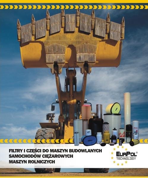 Filtry do maszyn budowlanych EurPol
