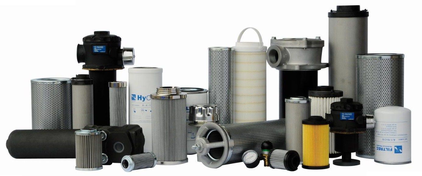 Filtry hydrauliczne, wkłady hydrauliczne, filtrec, filtry ciśnieniowe, powrotne, wysokociśnieniowe