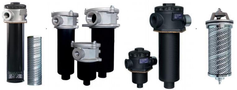 Filtry hydrauliczne, Filtry powrotne, filtr powrotny, return filter, EurPol, filtry hydrauliczne, wkłady hydrauliczne
