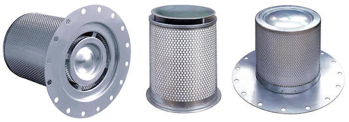 separatory koszowe oleju powietrza - EurPol